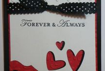 SU LOVE/Valentines Day/Anniversary Cards / by Cathy Dawe