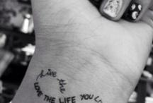 Tattoo Ideas / by Stephanie Tanner