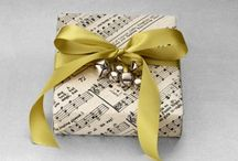 That's a Wrap / Ideas for creative and beautiful gift wrapping. / by Carolyn Bahm