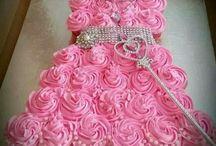 B day cakes / by Lisa Mitchell