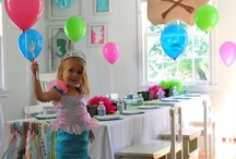 mermaid s and pirates birthday party / by suburbsmama