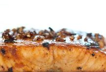 Recipes: Fish / by Jenny Reed