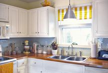 Kitchen To Be! / by Stacey Flouton