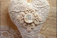 vintage and lace / by Sandy McMurry