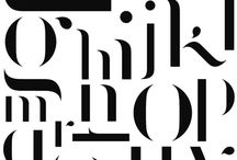 Type / by Julian Cautherley