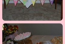 Shower and Party Ideas / by Emily Stafford