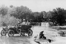 Yesteryear Dams in Kansas / Historic photographs of dams in Kansas / by Kansas Dams