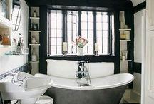 Home - Bathroom / by Hayley Hay