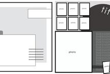 Scrapbook layouts / by Sandra Guinaugh