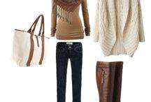 Fall Fashion / by Paula Jurrens