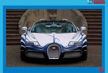 Luxury Autos & Motorcycles / Opulent Autos / by Kimberly (Over 40 & Killing it®)