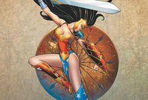 Wonder Woman <3 / by Lauren Kulmer