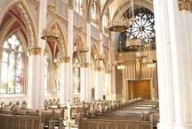 Catholic Churches / Various Churches / by Brad West