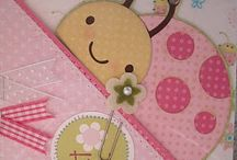 Scrapbook Card Ideas / by Evelyn Cubero Garita