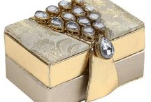 Wedding Favor Boxes: Designer Collection / Wedding Cards, Gifts & Add-Ons / by SevenPromises