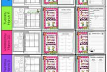 Visual Lesson Plans / by Ashleigh Swinford