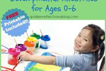 Homeschool Preschool / Tot school and preschool activities and books. Letters, numbers, colors and shapes.  / by Leigh Furline