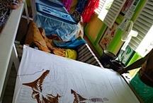 Batik Making Demonstration Room / by Caribelle Batik St. Kitts