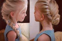 Girls hair / by Mrs. Gloves