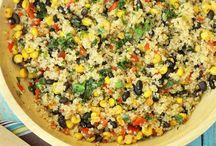 V e g g i e / Vegetarian recipes / by Brissi Ponce