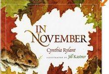 November / by Laurel Copeland