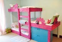 Child Bedroom Ideas / by Danielle Harper