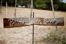 Rustic Wedding / rustic, woodland, barn, natural, eco chic wedding inspiration / by Bridal Musings - Wedding Blog