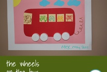 Transportation Crafts  / by Lisbeth de Pena