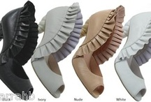 Shoes / by Mareli Basson
