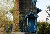Houses I love / by Judee Light