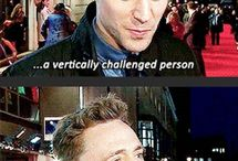 Hiddleston.  / by Jordan Hughes