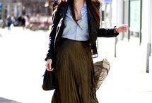 Fall Fashion / by Alycia Wong