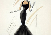 Fashion Illustrations  / by Lou