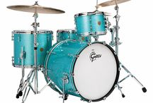Drumsets / by Abbee McCoy