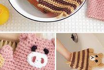 Free Crochet Patterns / by Prepper Babe