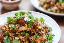 salads n stuff / by Tarsha Hosking