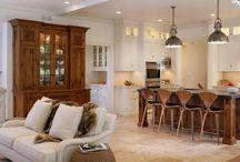 Home living room / Ideas for my living room design / by Jasmine Williams