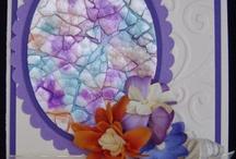 eggshell mosiac / by Suzie Lapratte