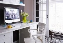 Home Office / by Leslie Kirkindoll