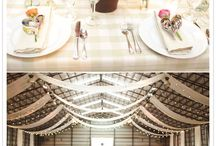 Outdoor/Barn Wedding Ideas / Ideas for Holly's wedidng / by Amelia Stasny