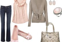 Cute and pretty clothes/shoes and accessories / by Tammy Robison