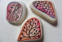 Rock crafts! / by stella