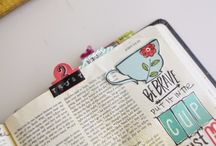 Journaling Bible / by Penny DeCarlo