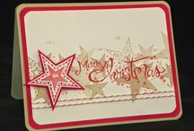 Christmas Cards-Stampin Up! / by Robin Troutman