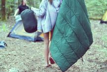 camping  / by Hilary Temple