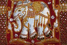 Chiang Mai Elephants / Elephants are everywhere you look in Chiang Mai Thailand / by Travel for Kids