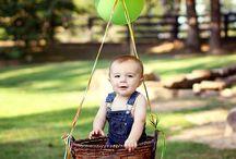 Waylon's 1st Birthday / by Jillian Lewerenz