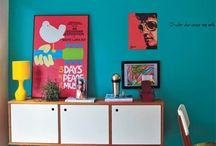 Bedrooms | Quartos | Rooms / by Luana Souza