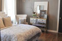 Master Bedroom / by Emily Boubin