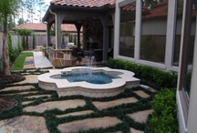 Elegant Fountains & water features / by Carecraft, Inc.